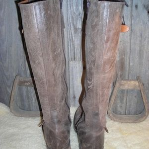 Sundance Shoes - Sundance Robert Redford boots brown leather 42 /12